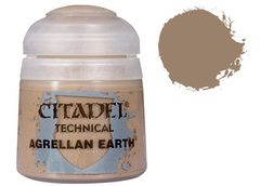 Agrellan Earth - Technical-Small Size