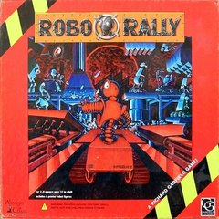 Robo Rally 1st Edition