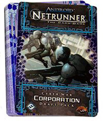 Android: Netrunner - Cyber War Corporation