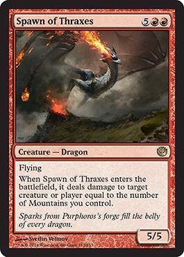 Spawn of Thraxes - Foil