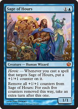 Sage of Hours - Foil