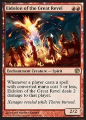 Eidolon of the Great Revel - Foil on Channel Fireball