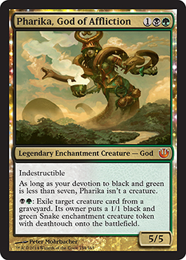 Pharika, God of Affliction - Foil