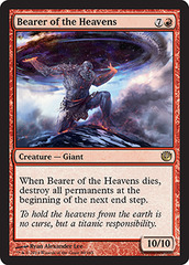 Bearer of the Heavens on Channel Fireball