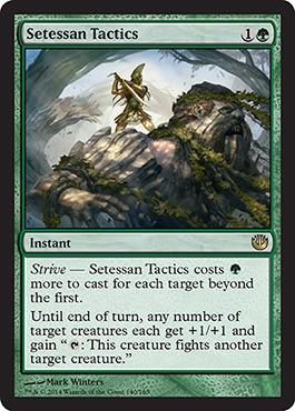 Setessan Tactics - Foil