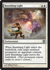 Banishing Light on Channel Fireball