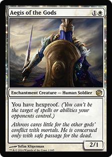 Aegis of the Gods - Foil
