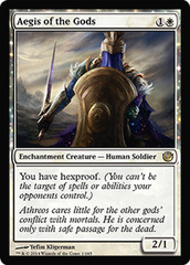 Aegis of the Gods - Foil