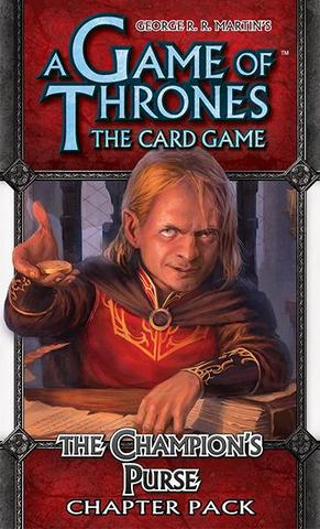 A Game of Thrones: The Card Game  The Champions Purse