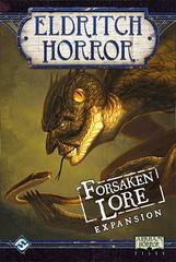 Eldritch Horror - Forsaken Lore Expansion