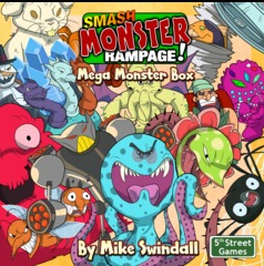 Smash Monster Rampage! Mega Monster Box