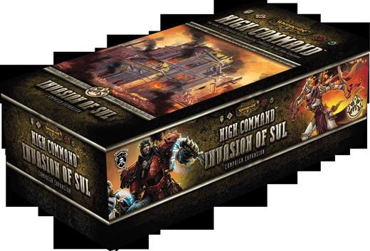 Warmachine: High Command  Invasion of Sul