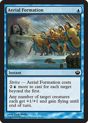 Aerial Formation - Foil on Channel Fireball