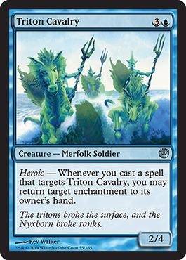 Triton Cavalry - Foil