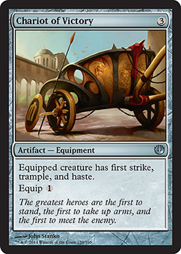 Chariot of Victory - Foil