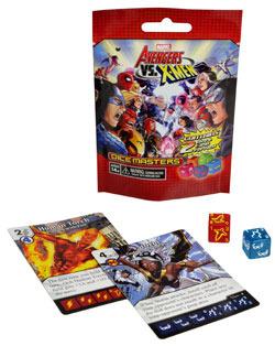 Marvel Dice Masters: Avengers vs. X-Men Gravity Feed Pack