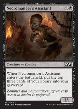 Necromancers Assistant