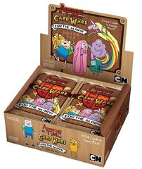 Adventure Time: Card Wars - Booster Display