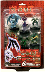 Yu-Gi-Oh! Series One 2-Player Starter Set Heroclix