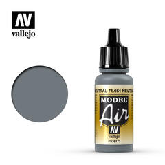Vallejo Model Air - Barley Grey - VAL71051 - 17ml