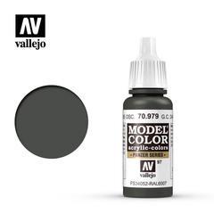 Vallejo Model Color - German Camo Dark Green - VAL70979 - 17ml