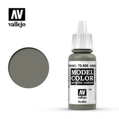 VAL70886 Vallejo Model Color Green Grey 17ml (101)
