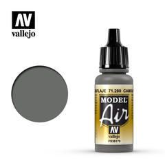 Vallejo Model Air - Camouflage Gray -  VAL71280 - 17ml