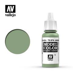 VAL70974 Vallejo Model Color Green Sky 17ml (076)