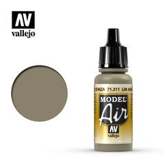 Vallejo Model Air - IJN Ash Grey - VAL71311 - 17ml