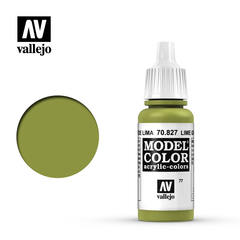 VAL70827 Vallejo Model Color Lime Green 17ml (077)