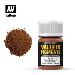 Vallejo Pigments - Burnt Siena - VAL73106 - 17ml