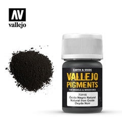 Vallejo Pigments - Natural Iron Oxide - VAL73115 - 17ml