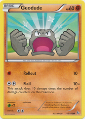 Geodude - 45/106 - Common
