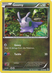 Goomy - 72/106 - Common