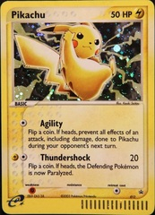 Pikachu - 12 - EX Series Collector's Tin on Channel Fireball