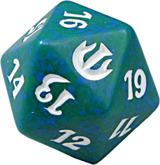 Magic Spindown Die - Journey into Nyx - Green