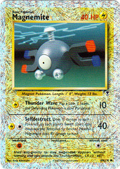 Magnemite - 80/110 - Common - Reverse Holo