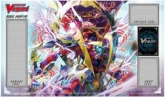 Cardfight! Vanguard Dragonic Vermillion The Blood Kaiser Playmat