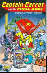 CAPTAIN CARROT AND THE FINAL ARK TP (JAN080198)