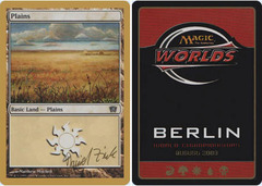 Plains - 8th Edition 332 - Daniel Zink - 2003