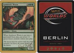 Symbiotic Wurm - Peer Kroger - 2003