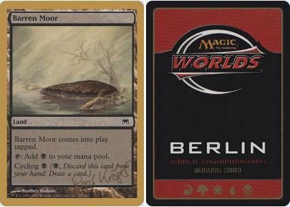 Barren Moor - Peer Kroger - 2003