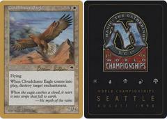Cloudchaser Eagle - Brian Seldon - 1998