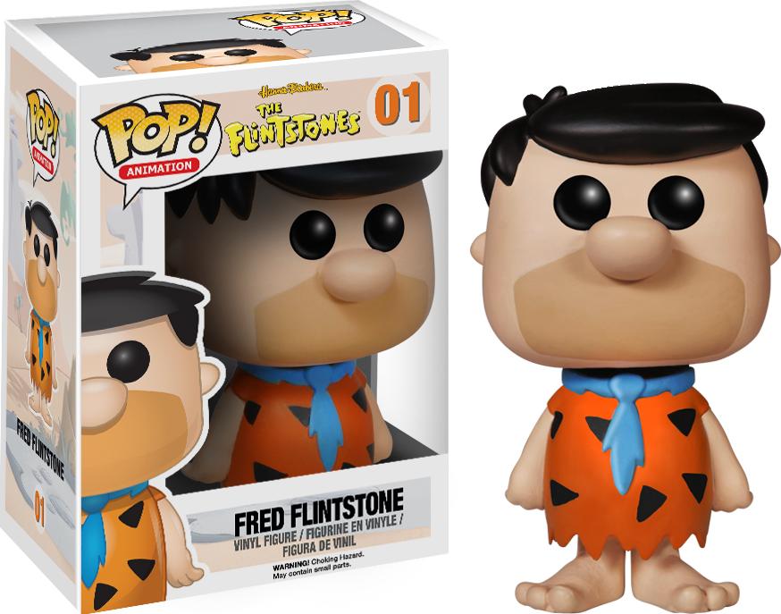 Animation Series - #01 - Fred Flintstone (The Flintstones)