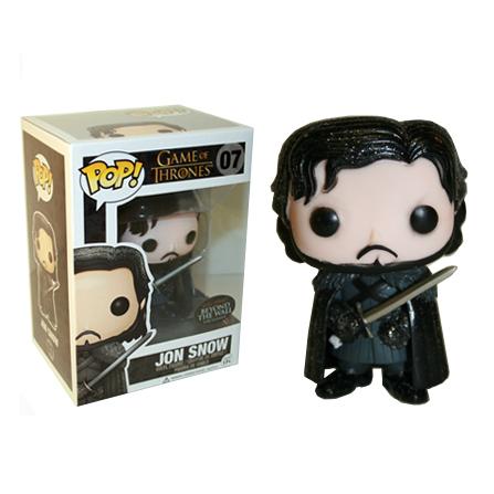#07 - Beyond the Wall Jon Snow [Walmart Exclusive]