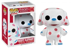 #06 - Misfit Elephant (Ruldolph the Red Nose Raindeer)