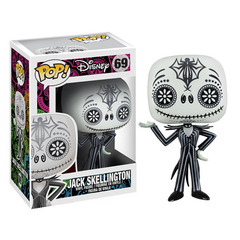 #69 - Jack Skellington - Day of the Dead (Disney)