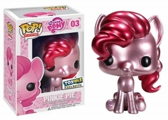 #03  Metallic Pinkie Pie [Toy Wiz Exlcusive]