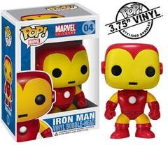 #04 - Iron Man (Marvel)