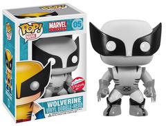 #05 - B&W Wolverine (Fugitive Toys)